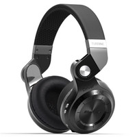 Wholesale Bluedio T2S Shooting Brake Bluetooth stereo headphones wireless headphones Bluetooth headset over the Ear headphones
