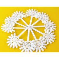 Wholesale False Display Nail Art Fan Wheel Polish Practice Tip Sticks Nail Art Top Good