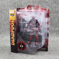 american kids collection - American Movie X men Deadpool cm PVC Action Figure Collection Model for Kids Toy retail
