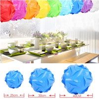 ball lampshade - DIY Puzzle Light Infinity Lights IQ Puzzle Light Pieces Jigsaw Modern Pendant Ball Novel Puzzle Pendants Colorful Lampshade