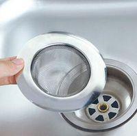 bathtub supplies - Stainless Steel Kitchen Dining Bar Supplies Straines Colanders Bathroom Bathtub Toilet Wash Basin Shower romm Home Use Gadgets