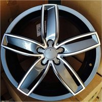 Wholesale LY880472 Audi Aluminum alloy rims is for SUV car sports Car Rims modified inch inch inch inch inch