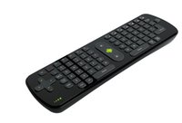 Wholesale RC11 Fly Air Mouse Portable Wireless keyboard Mini Handheld Multi Media For Desktop Laptop Tv box with Retail Box
