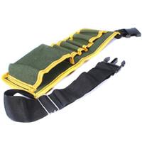 Wholesale Hot Sale High Quality Multifunction Durable Hardware Mechanics Canvas Tool Bag Safe Belt Pouch Utility Kit Pocket Organizer Bags