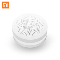 alarm systems online - Xiaomi Smart Home Multifunctional Gateway Alarm System Online Radio Night Light Bell smart home multifunctional gateway