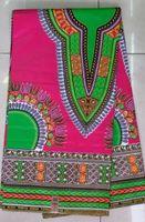 batik dress material - Fashion new Nigerian Dashiki african fabric wax prints comded cotton super wax material real batik for wedding dress