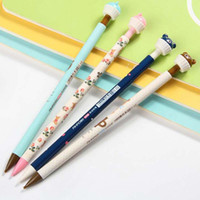 auto writing - 10 Mechanical Pencils Cute Novelty High Quality Auto Lead Pencils Kids Stationery for School Office Writing Pencil
