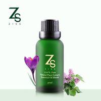 Wholesale Neck and back pain oil Ginger essential oils pure oil ml unids improve rheumatoid arthritis shoulder ZS