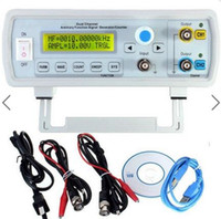 Wholesale FY3224S MHz Dual channel Arbitrary Waveform DDS Function Signal Generator Sine Square Wave Sweep Counter