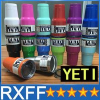 5-8 best quality beer - Yeti oz oz oz oz Rambler Stainless Tumbler Bilayer Insulation Cups Car Beer Mug Large Capacity Sports Mugs best quality by DHL