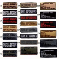 banner film - VP New arrival D Embroidered patch with magic tape Morale Slogan Banner armband badge GAME Film patch tactical