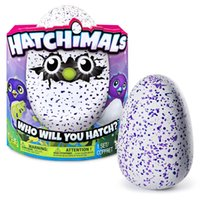 Wholesale 2016 Hatchimals eggs toys For Spin Master Hatching Eggs multicolor cute education toys best Christmas gifts for kids