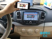 Wholesale Carlinke Car connect to IOS Android phone by Airplay Mirroring or Miracast DLNA all share AV IN Support Navigation Video ect