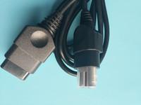 Precio de Extensión del controlador-Cable de la extensión de 50pcs X 1.8M para los mandos de Xbox de Microsoft cable negro de los 6ft