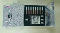 Wholesale Factory Direct DHL Newest Kylie Holiday Edition Kit Kylie Holiday Edition box kyshadow Kylie jenner lip