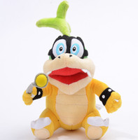 Wholesale Super Mario Bros Iggy Hop Koopa Bowser Koopalings quot Soft Plush Doll Toy