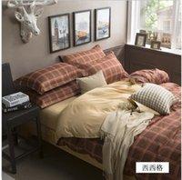 Wholesale Home textile Quilt duvet comforter cover bedding set bedclothes Cotton bed linen bedcover pillowcase sets