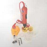 Machine de capsulage des outils électriques portatifs bouchons bouchons et de l'équipement d'emballage étanchéité taille 1-30mm utiliser la tension 110v / 220v