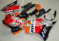 Wholesale Fairing For HONDA CBR600F4i CBR F4i Injection ABS Red FA7126 Black FA7127 Blue FA7128