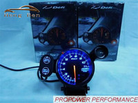 bf tachometer - HB mm DEFI Tachometer Stepper Motor BF Style RPM Auto Gauge Blue Led With Shift Light