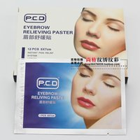 anesthetic tattoo - PCD Eyebrow relieving anesthetic paste to relieve tattoo laser waxing pain and discomfort