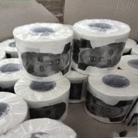 Wholesale 2 wj Donald Trump Hillary Clinton Toilet Paper Printing Rolls Of Papers Creative Napkins Bumf Soft Comfortable Tissue Clean Toilets Roll