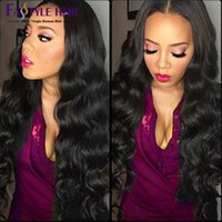 malaysian curly hair - 7A Cheap Peruvian virgin Human Hair Body Wave PC Thick Hair Extensions Curly WeaveWavy Human Hair Weft Natural Color Fast