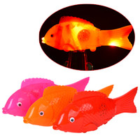 battery operated lights manufacturers - General electric lighting electric fish manufacturers flash music swing fish stall selling toys