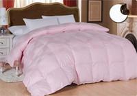 Wholesale Bedding high quality cotton satin cashmere duvets fabric S cotton goose down was B