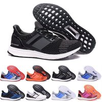 Wholesale 2017 Discount Ultra Boost Primeknit Men Women Running Shoes Classic Ultra Boosts ultraboost Casual Sneaker Shoes