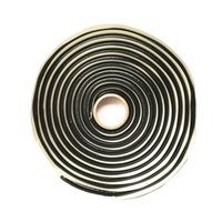 Construction automotive tape - New Adhesive Butyl Rubber Glue Automotive Headlight Windscreen Sealant Retrofit MM x M Black