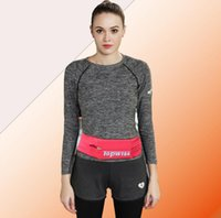 average waist sizes - Topwise movement elastic belt running fitness cycling close fitting pocket security model of average size can be adjusted