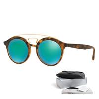 Classic Marcas Diseñadores Retro Club Gafas de sol Steampunk Tortoise Gold Frame Gafas de sol para hombre Mujer Gafas de sol Lentes de Sol