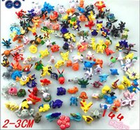 Wholesale Hot selling Kid s Toys different styles loely Anime Pocket Monster Action Figures Pikachu furnishing articles doll cm small doll