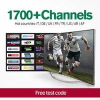 al por mayor cielo iptv-Popular Streaming IPTV Cuenta Apk Europa IPTV Árabe Iptv incluir Cielo IT TR Reino Unido DE 1700+ Canales Apoyo Android Enigma2 Mag 250 254