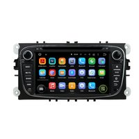 Wholesale Android HD din quot Car dvd gps for Ford Mondeo Tourneo Transit S max With Radio G WIFI Bluetooth TV USB DVR Mirror link Car DVD