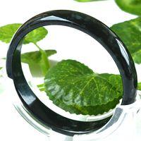 beauty information - 2017 female natural black jade bracelet too Information through the green contribution to black jade gemstone bracelet Health and beauty ja