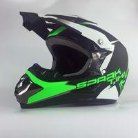 Wholesale The new style Motorcycle Helmets autocycle helmet racing helmets knight off road helmets bike helmets windproof full face