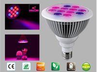 bedroom range - 12w LED lamp PAR38 fins plants plant growth lamp wavelength nm w irradiation range of cm