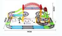 Wholesale Rail car Track toy