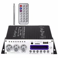 audio power amplifier circuits - 2017 New Arrival Amplifier Bluetooth Hi Fi Class D Stereo Super Bass Audio Power Amplifier Car senior shielding Built in circuit