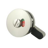 Wholesale 1pc SUS And Alloy Door Lock Catch Holder For Jib Door And Folding Door Public Toilet Partition Hardware Series