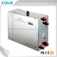 Wholesale 3kw V Single Phase Stainless Steel Steam Bath Room Steam Generator with CE Certificate for Home Use