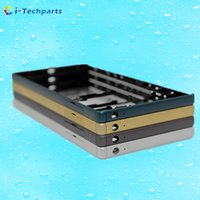 Wholesale For Sony Z5 Middle Frame Front Housing Replacement Cover With Small Parts Original New Single Dual SIM