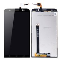 For Asus LCD Screen Panels Bar 100% tested Brand New Black 5.5 inch LCD For Asus Zenfone 2 ZE551ML LCD Display + Touch Screen with Digitizer +tools