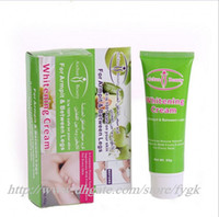 Wholesale 100 safe Aichun beauty armpit Whitening cream specially and between legs specail formula armpit whitener