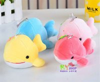 Wholesale Korea s lovely stitch hang lilo married couples the mobile phone s accessories plush away gift birthday gift