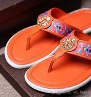 Men bee embroidery design - 2016 men sandals bee embroidery gladiator sandals summer causal flats beach shoes brand design slides gentlemen leather flip flops