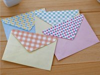 Wholesale mm New Cute vintage candy colour Elf envelopes DIY Multifunction lovely Gift