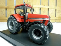 Tractor agricultural vehicles - France Replicagri CASE IH rep091 fine alloy tractor models Alloy agricultural vehicle model